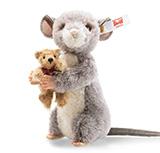 マギーマウスとテディベア