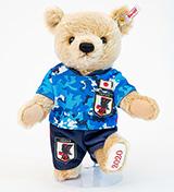 テディベア サッカー日本代表